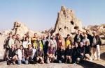 The Group at Cappadocia
