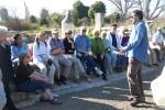 Atacan teaching at Aphrodisas