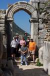 Door to the Odium in Ephesus