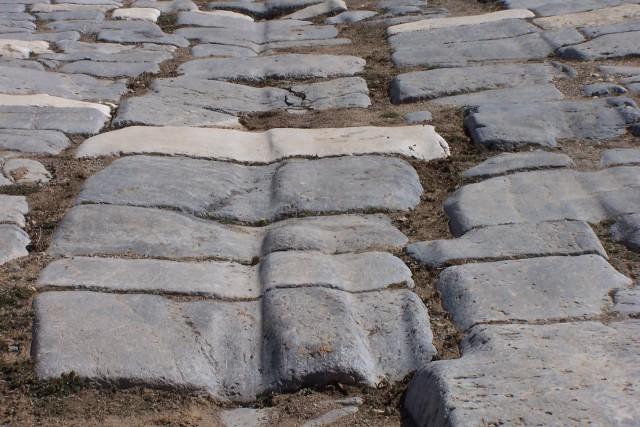 P.A. Detail Stone Road