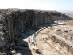 Antioch Pisidia temple mount
