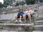 John and Kurt relaxing at Epiduras